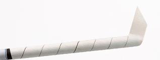 SLSアイアン純正ゴルフプライドツアーベルベットラバー(60バックラインなし)の下巻きテープ